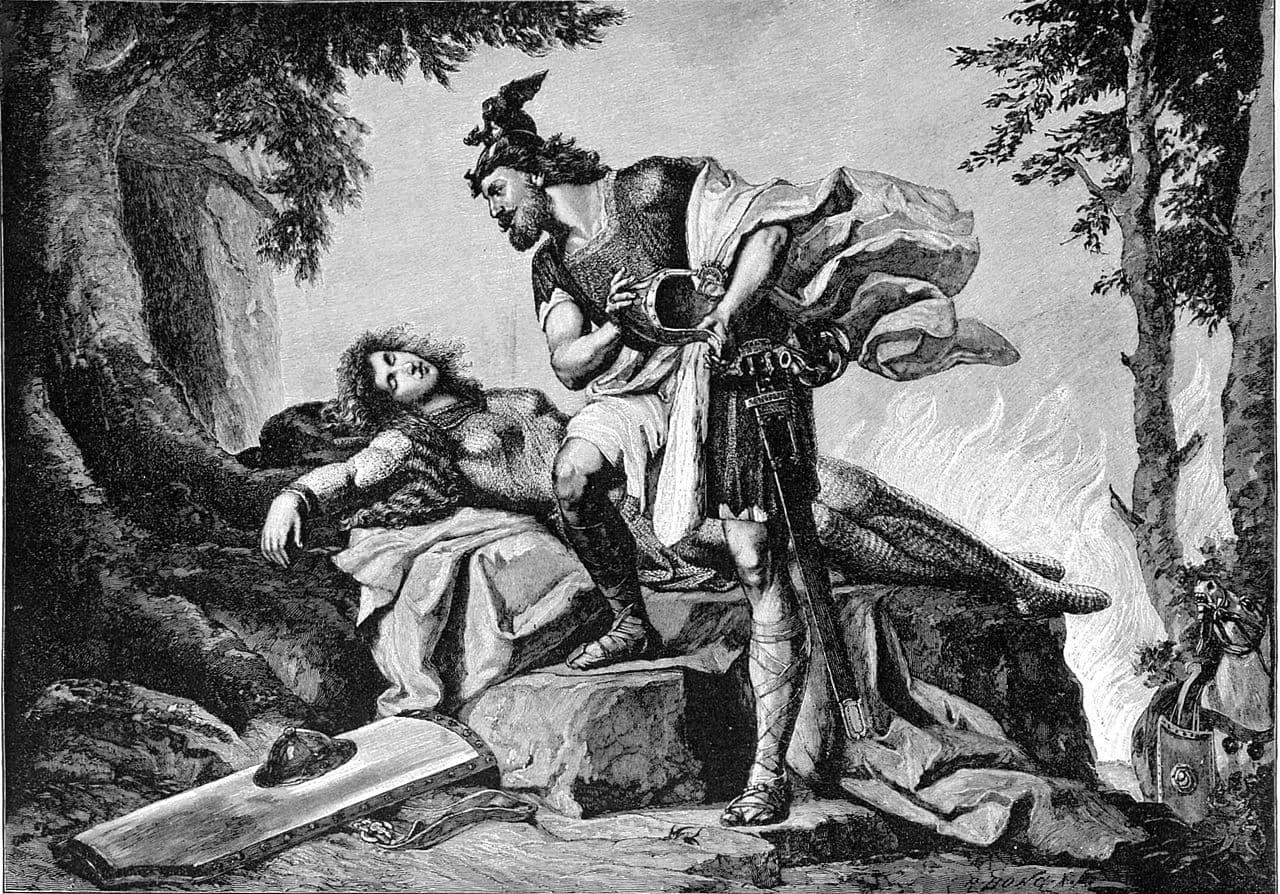 Mit Siegfried über den Limes