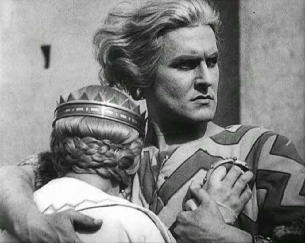 Siegfried und Kriemhild